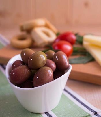 Leccine olives
