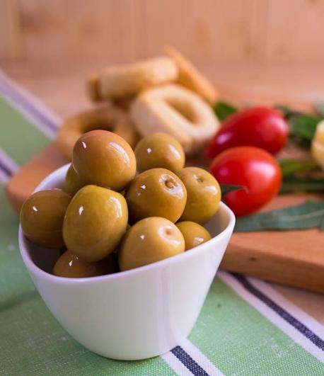 Olive baresane