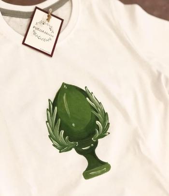 T-Shirt Pugliaddosso